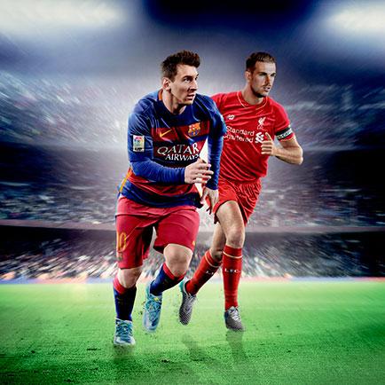 Tingene går lidt amok i den nye FIFA16 'Play Be...