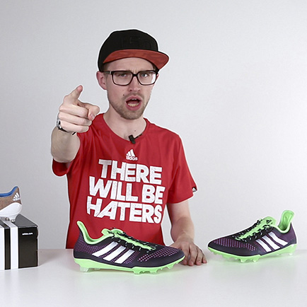 Unisport WebTV: Tech Talk - adidas Primeknit 2.0