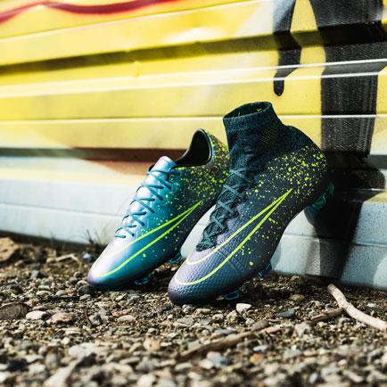 Nike Mercurial Electro Flare - Bekomme explosiv...
