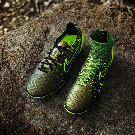 Lær den nye Nike Magista Electro Flare Pack bed...