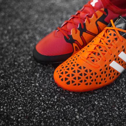 adidas veröffentlicht den Solar Orange Colorway...