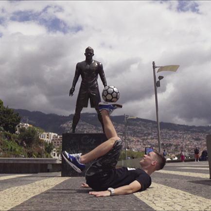 Unisport World Tour i Madeira: Stedet hvor det ...