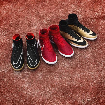 Erobere die Straße mit den neusten Nike Footbal...